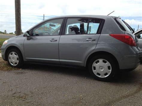 Find Used 2008 Gray Nissan Versa S Hatchback 4-door 1.8l