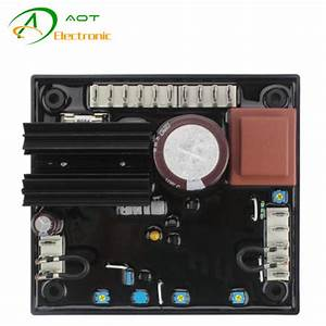 Diesel Engine Generator Parts Automatic Voltage Regulator