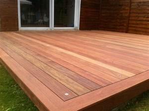 Terrasse Bois Exotique : terrasse bois sur douai 59 douaisis wood conception wood ~ Melissatoandfro.com Idées de Décoration