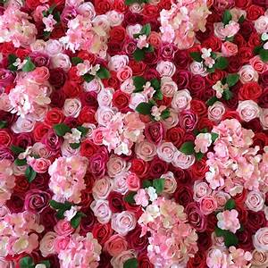 10PCS Custom Top Quality Flower Land Wedding Rose Flower