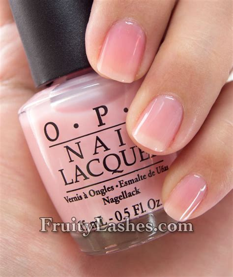 opi light pink opi bac pink shatter swatch and review paint your nails
