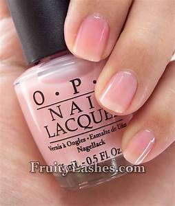 The gallery for --> Opi Light Pink Nail Polish