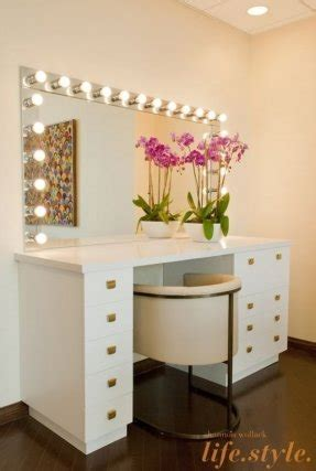 custom makeup vanity modern makeup vanity table foter