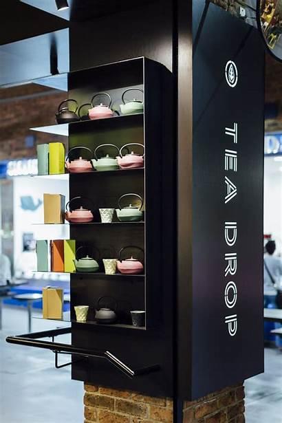 Tea Drop дизайн колонны Zwei Melbourne Interiors
