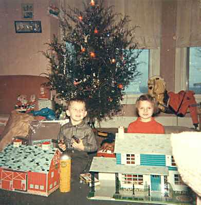 Christmas Toys From 1960s