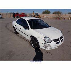 2003 DODGE NEON RESTORED SALVAGE