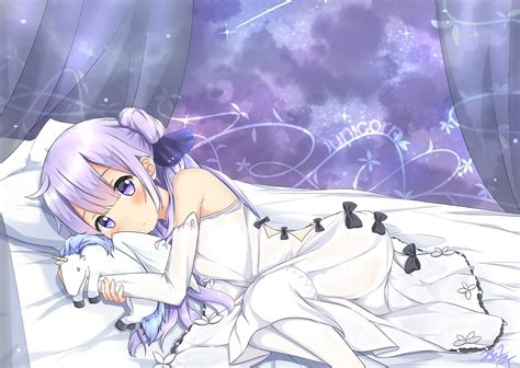 Anime Unicorn Wallpaper - azur hd wallpaper and background image