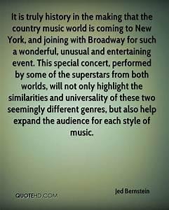 Jed Bernstein Quotes | QuoteHD