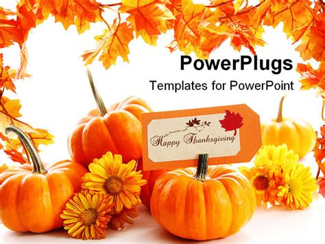 thanksgiving powerpoint ppt free thanksgiving template festival collections