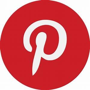 Pinterest - Free social media icons