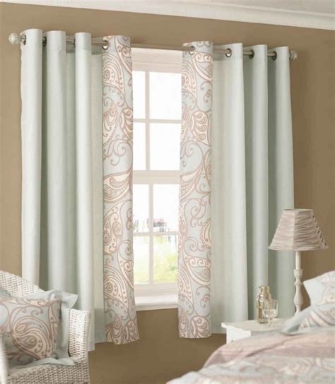 Choose Elegant Short Curtains For Bedroom Atzinecom