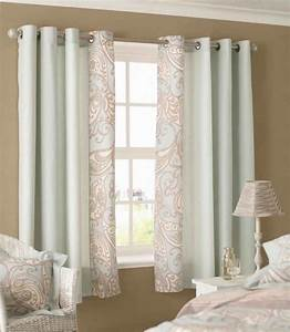 Choose Elegant Short Curtains for Bedroom atzine com