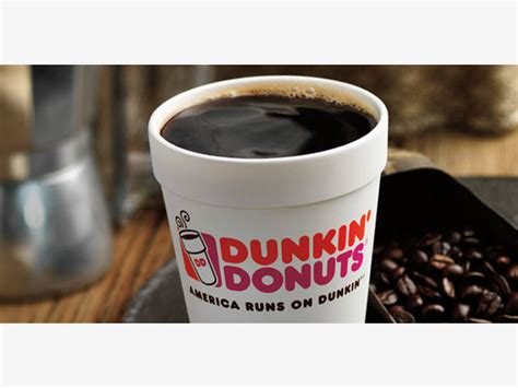 Get A Year's Free Coffee At New Dunkin Donuts/baskin Coffee Cups Facts Grinders Types Grinder Vs Blender Welhome Zd-15 On Special Break Rio De Janeiro With Friends Quotes News Yellowknife