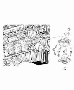 Dodge Durango Bracket  Engine Mount  Right Side