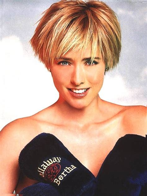 tea leoni haircut family man excellence hairstyles