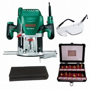 Bosch Oberfräse Pof 1200 Ae : bosch pof 1200 ae router 1200w w starter accessories tools4wood ~ Watch28wear.com Haus und Dekorationen