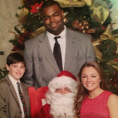 michael oher family  heavycom