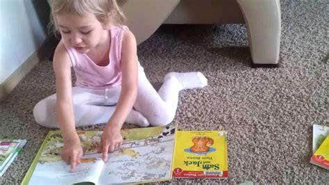 4 year learning reading a book teach my 417 | maxresdefault
