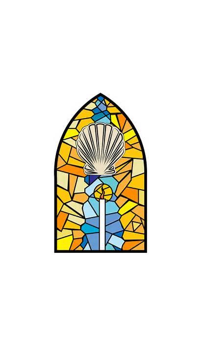 Sacraments Baptism Seven Resurrection Holy Icon Church