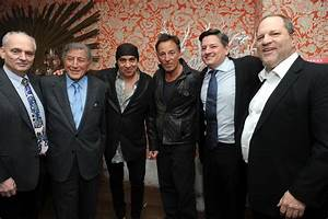 Is Bruce friends with the charmer to the far right ...