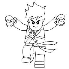 top   printable ninjago coloring pages