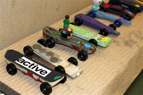 Pinewood Derby by Pinewood Derby Cub Scout Pack 658