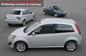 Arte Do Dede  Ford Fiesta 2 Portas