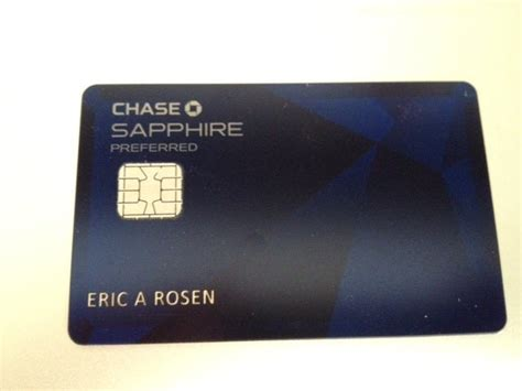 Maybe you would like to learn more about one of these? New Chase Sapphire Preferred With EMV Chip Arrived In The Mail Yesterday - The Points Guy