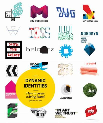 Dynamic Logos Brand Identities Generative Trends Branding