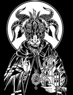 309 Best Baphomet Goat images | Baphomet, Satanic art, Occult