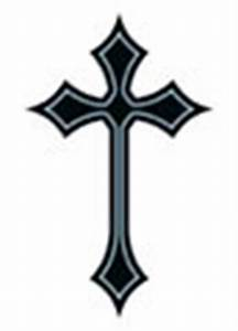 CELTIC CROSS Temporary Tattoo LARGE WITH OUTLINE   eBay