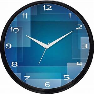 Buy cartoonpur handcrafted plastic wall clock 11 dia for Where to buy wall clocks in chennai
