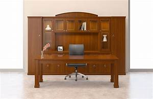 wood home office furniture decor decoseecom With wooden home furnichers