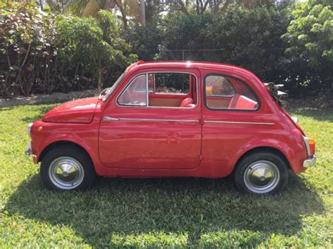 Who Make Fiat by 1962 Fiat 500 D Nuova For Sale Fiat 500 1962 For Sale In