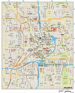 Atlanta City Map