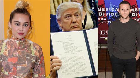 Sophia Bush, Miley Cyrus, Sia And More Respond To