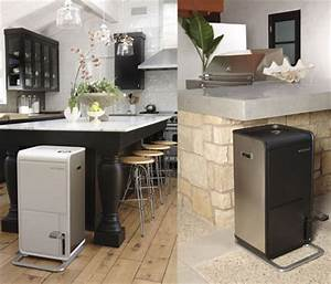 Petite Poubelle Cuisine : une poubelle de cuisine dou e pour le recyclage ~ Nature-et-papiers.com Idées de Décoration