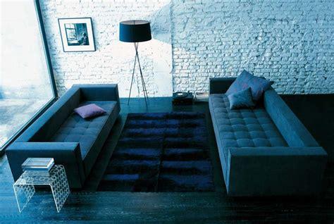 canapé loft canapé 3 places gris