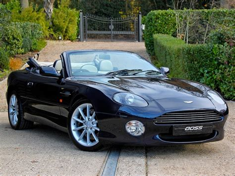 Aston Martin For Sale By Owner by Used 2003 Aston Martin Db7 Vantage Volante 22 000