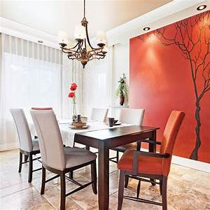 peinture salle a manger tendance With peinture salle a manger tendance