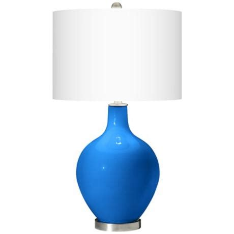 Coloured Table Lamps by Lamps Plus Introduces Color Plus Tm Lighting Hand