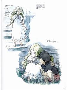 When Marnie Was There Visual Guide Book Anime Books