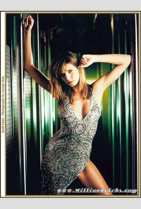 Heidi Klum at MillionCelebs.com