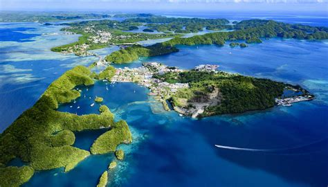 Palau Travel Guide and Travel Information