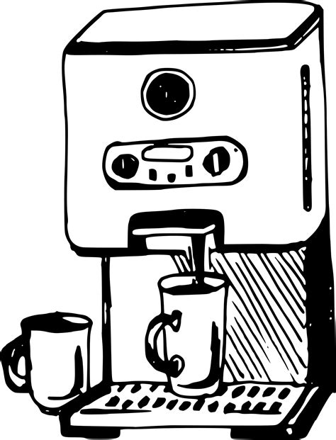 Coffee machine clipart 20 free Cliparts | Download images ...