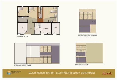 bureau plan emergency department floor plan general hospital floor