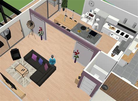 les 5m en cuisine donner votre avis sur plan d 39 amenagement salon cuisine