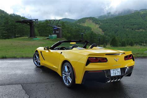 Chevrolet Corvette Stingray Convertible C7 Specs 2018