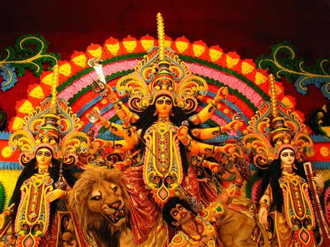 15 Pictures Of Maa Durga That Will Melt Your Heart| Half