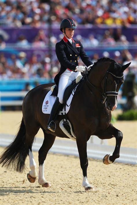 charlotte dujardin  olympics day  equestrian zimbio
